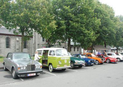 Oldtimer in Rollegem