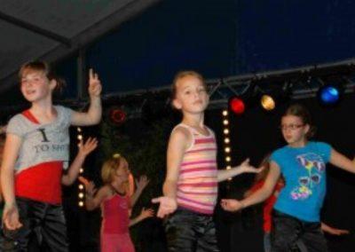 Dansoptreden kinderen