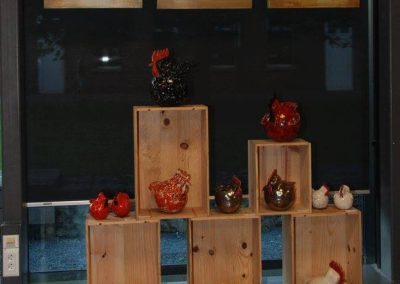 Kunst at Rollegem - Kippen