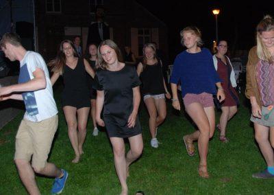 Rollegem at night - dancingmoves