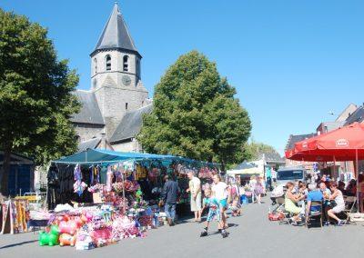 Sfeerbeeld Rollegem Rommelmarkt