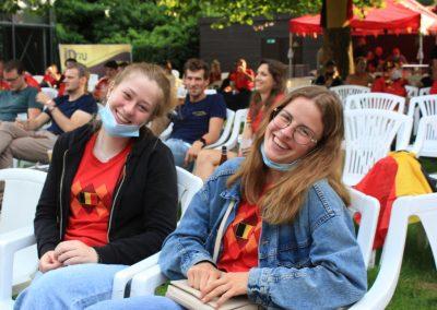 EK 2020 Rollegem lachende meisjes